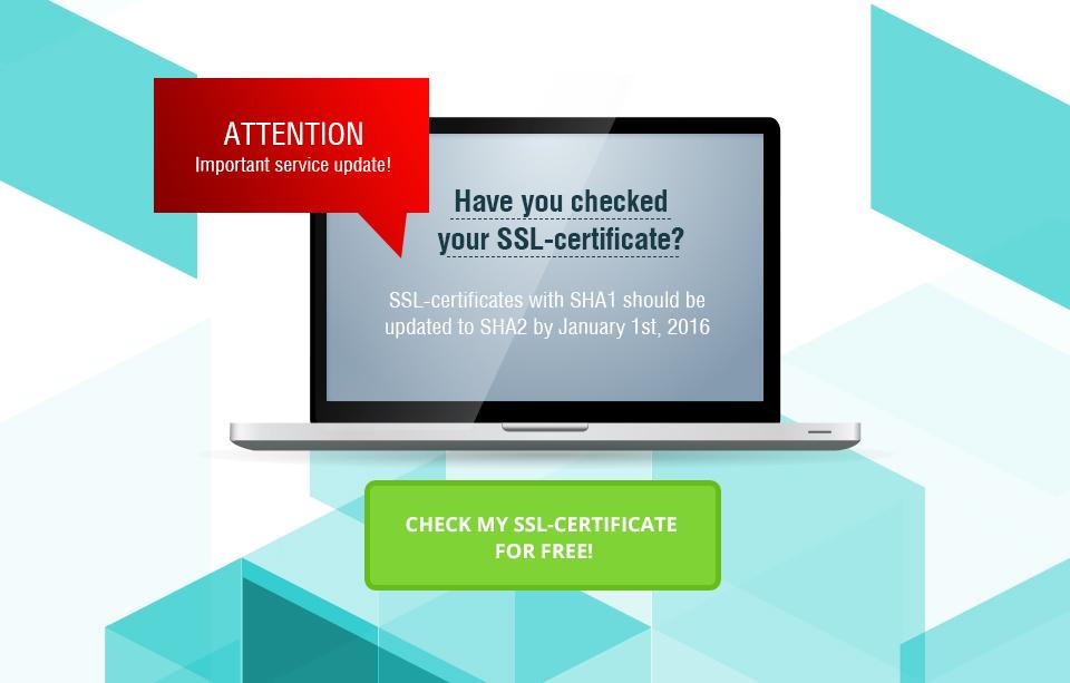 Replacing The Ssl Certificates With Sha1 On Sha 2 Leaderssl Ssl