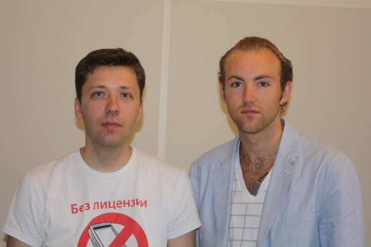 Иванов Алексей и Яковенко Иван