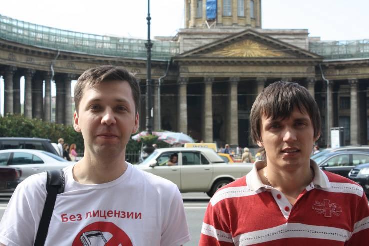 Иванов Алексей и Краев Дмитрий
