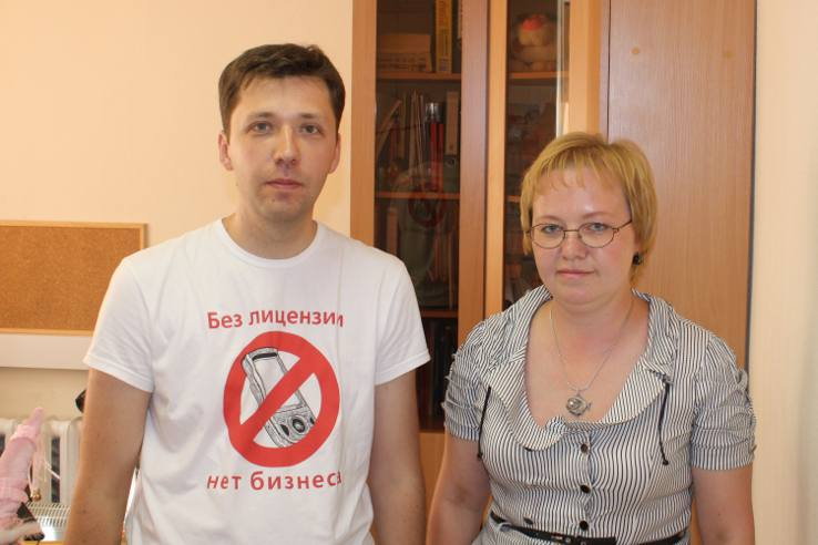 Иванов Алексей и Степанова Мария