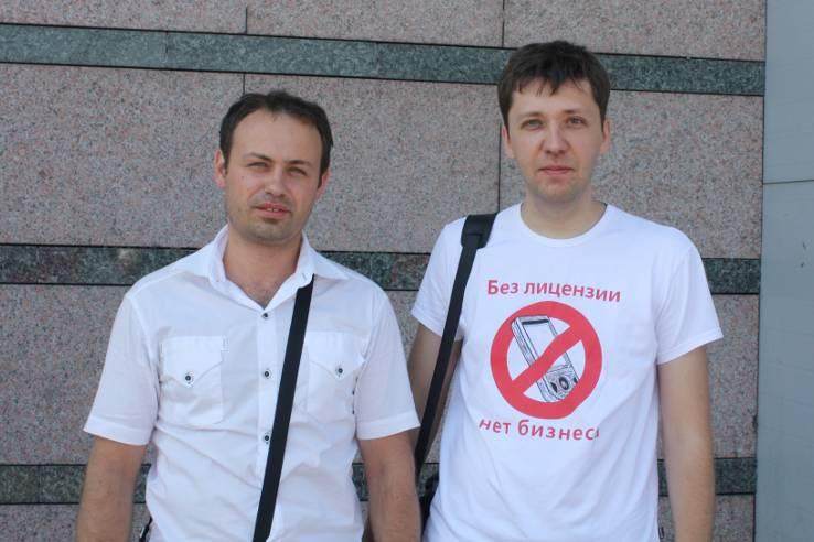 Шамин Константин и Иванов Алексей