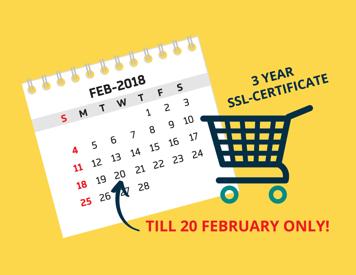 Hurry The Last Opportunity To Buy Three Year Ssl Certificates