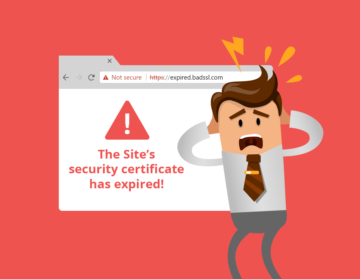 What Happens If The Ssl Certificate Expires