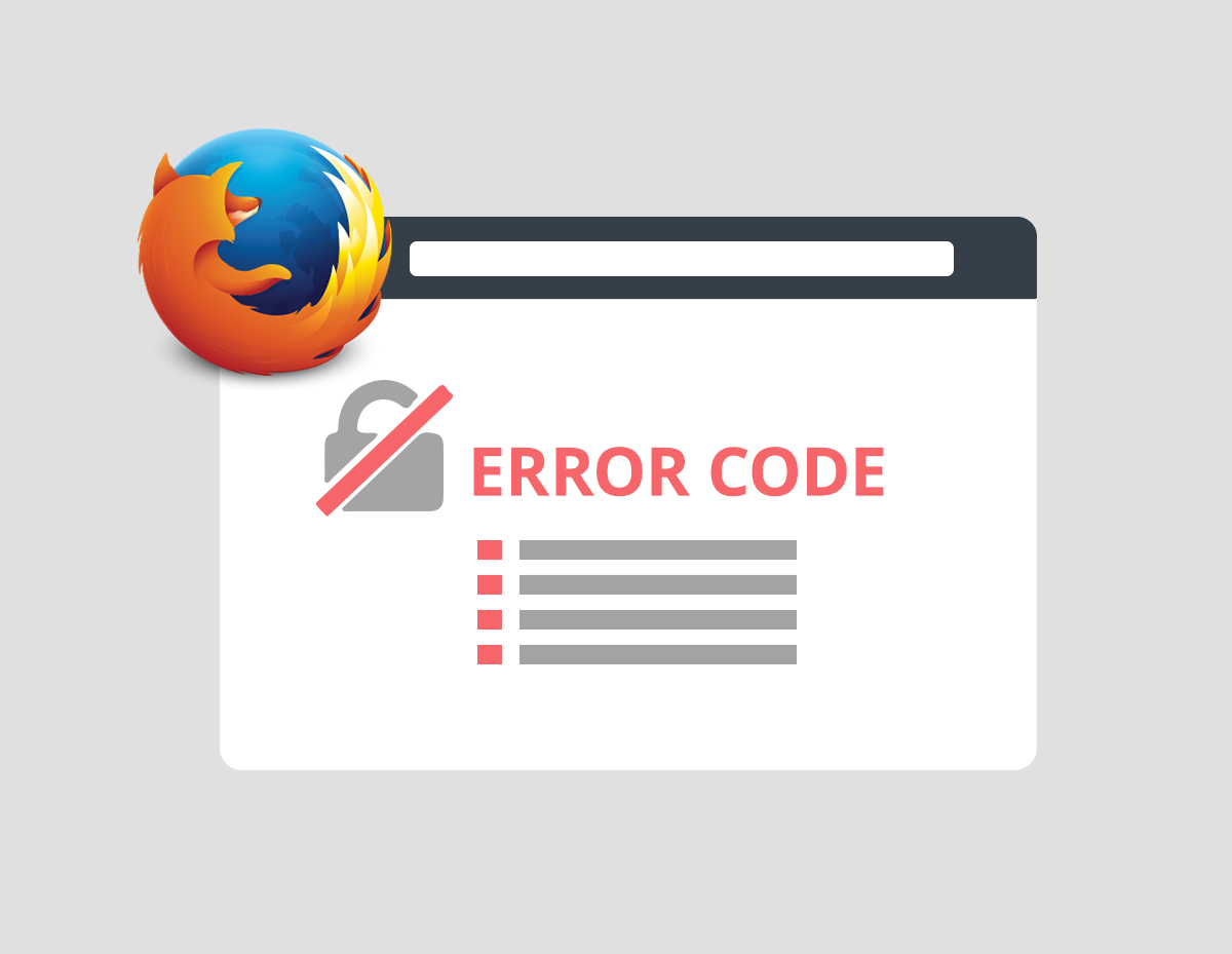 Firefox HTTPS Error Codes