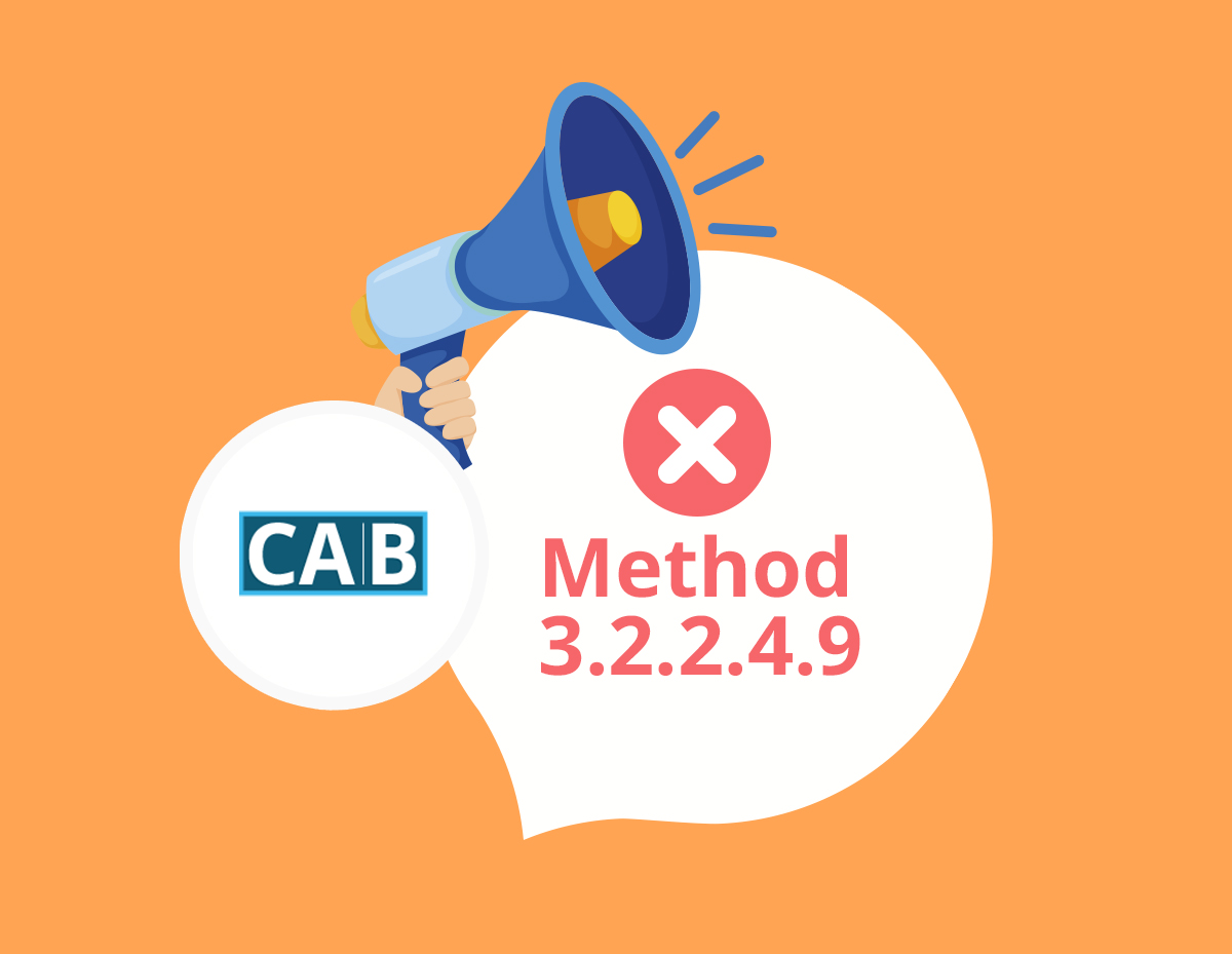 The Ca B Forum Voted To Remove The Validation Method That Uses A